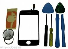 GLASS LCD SCREEN DIGITIZER REPLACEMENT repair tool kit for IPOD TOUCH 3RD 3g 8GB