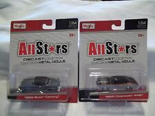 Maisto All Star 1969 Oldsmobile 442 and 1955 Buick Century series 14