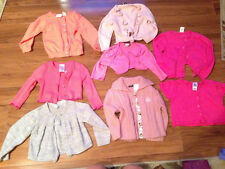 Choice1 infant Cropped Cardigan Sweater 0-3-6-12-18-24 Months coral pink