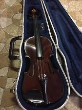 1/2 Size Cremona Violin Outfit   GREAT OPPORTUNITY - NO RESERVE!