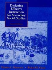 Designing Effective Instruction for Secondary Social Studies (2nd Edition)