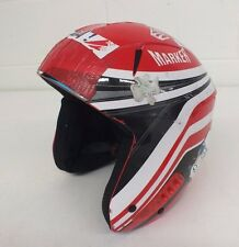 Marker Cheetah Jr Racing Style Ski Helmet Youth Small Satisfaction Guaranteed