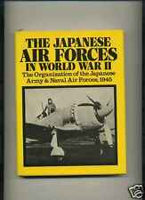 WWII Book Japanese Air Forces in World War II