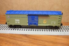 LIONEL TRAINS BOY SCOUTS OF AMERICA OATH BOXCAR #15059 O GAUGE