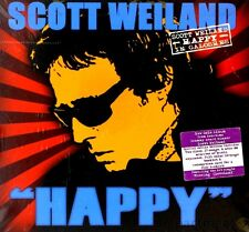 Happy in Galoshes  Scott Weiland DELUXE BOX, 2 CD SET, NEW,STONE TEMPLE PILOTS