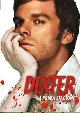 DEXTER LA SERIE COMPLETA - STAGIONE 1,2,3,4,5,6,7,8 - 8 COFANETTI  35 DVD NUOVO