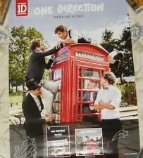 One Direction Take Me Home Taiwan Promo Poster