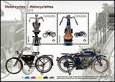 VC35 CANADA - MOTORCYCLES SS MINT OG NH VF - SEE THE SCAN