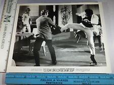 Rare Original VTG Dean Martin Elke Sommer The Wrecking Crew Movie Photo Still