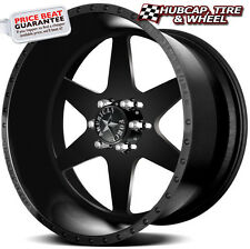 "AMERICAN FORCE INDEPENDENCE SS6 MATTE BLACK 22""x12 WHEEL RIM 6 LUG (ONE WHEEL)"