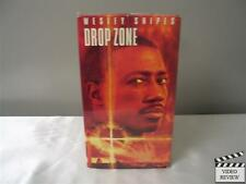 Drop Zone (VHS, 1995) Wesley Snipes Gary Busey Yancy Butler