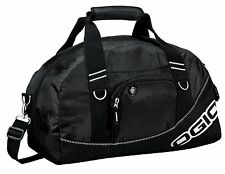 OGIO Half Dome Black Gym Duffel Bag / 29.5L Duffel GYM Bag - New