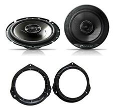 Mercedes C Class 07 onwards Pioneer 17cm Rear Door Speaker Upgrade Kit 240W