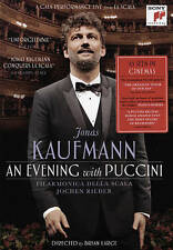 An Evening With Puccini, New DVDs