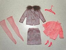 Barbie:  VINTAGE Complete SEARS DINNER DAZZLE GIFTSET Outfit!