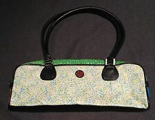 Vy & Elle Small Multicolored and Black Purse Billboards