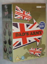 Dad's Army Complete Series And Specials - DVD Box Set - UK NEW SEALED