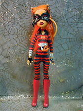 Monster High Doll Power Ghouls Toralei Cat Tastrophe Target Store Exclusive