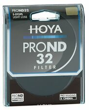 Genuine Hoya 77mm Pro ND32 Filter. Multi-Coated Glass. 5 Stop Neutral Density