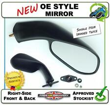 NEW MIRROR RIGHT SIDE R/H OE SPEC REPLACEMENT APRILIA RS125 RS 125 97  MRARSVR