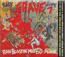 VA  Back from the Grave Volumes 7, CD Neu