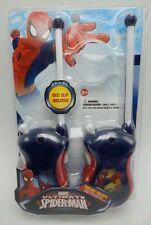 Marvel Ultimate Spider-man Walkie-talkie Set New in package