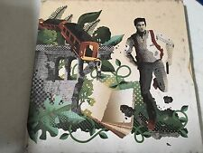 Uncharted: The Nathan Drake Collection Vinyl Soundtrack 3x LP iam8bit