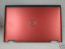 GENUINE DELL VOSTRO 3750 RED LCD M10 BACK COVER LID (03)P/N J98FM