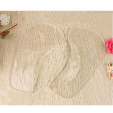 Flat Feet Orthotic Arch Support Gel Pads Non Slip Footcare Shoes Insoles Cushion