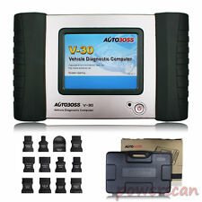 DHL 100% AUTOBOSS V30 SPX OBD Diangostic Scanner Tool CAN-BUS Code Update Online