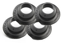FOUR INNER TUBE VALVE TR13 TR15 HOLE PLASTIC FERRULES VAN LORRY CAR LAND ROVER