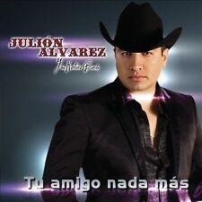 Julion Alvarez Y Su Norteno Banda Tu Amigo Nada Mas CD