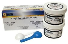 DEFEND PUTTY FAST SET VPS IMPRESSION MATERIAL KIT 300ML EACH OF BASE & CATALYST