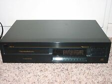 Vintage Nakamichi MB-4s MusicBank 7-Disc CD Changer Player