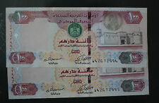 Emirati Arabi Uniti 100 DIRHAMS UNCIRCULATED!!