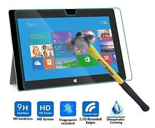Microsoft Surface Pro 3 Premium Temper Tempered Glass Screen Protector Shield