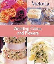Wedding Cakes and Flowers-ExLibrary