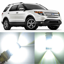 Alla Lighting Back-Up Reverse Light 7440 White LED Bulbs for 13~17 Ford Explorer