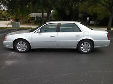 Cadillac: DeVille 4dr Sdn