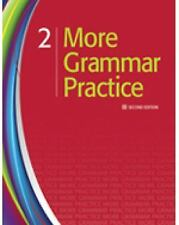 More Grammar Practice 2: Student Book by Heinle Cengage Learning.