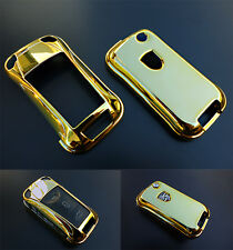 GOLD PORSCHE  Remote Flip Key Cover Case Skin Shell Cap Fob Protection Hull 997