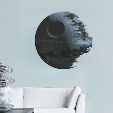 Death Star Wars Wall Sticker Art Vinyl Decal Kids Bedroom Home Living Room Decor