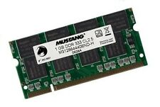 1gb RAM DDR 333 MHz PowerBook g4 6,4 6,8 de 2004 SODIMM memoria para Apple