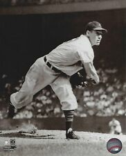 BOB FELLER 8X10 PHOTO CLEVELAND INDIANS MLB BASEBALL PICTURE PITCHING