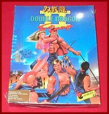 Double Dragon II The Revenge for the Amiga 500 1000 2000 Computer NEW SEALED