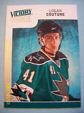 2009-10 Upperdeck Victory # 329 Logan Couture RC!