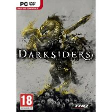 Darksiders (PC)  BRAND NEW AND SEALED - IN STOCK - QUICK DISPATCH
