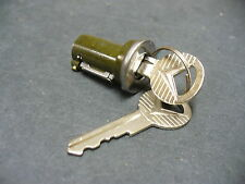 Ford trunk lock cylinder and keys Galaxie Falcon Fairlane