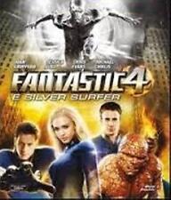 Dvd I FANTASTICI 4 E SILVER SURFER - (2007) ......NUOVO