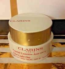 Clarins Vital Light Day Broad Spectrum Cream - All Skin Types FREE